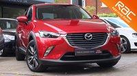 USED 2015 65 MAZDA CX-3 1.5 D SPORT NAV 5d AUTO 104 BHP