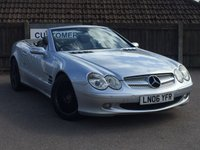 USED 2006 06 MERCEDES-BENZ SL 3.7 SL350 Convertible  2d AUTO 245 BHP