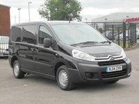 USED 2014 14 CITROEN DISPATCH 1.6 1000 L1H1 HDI 4d 89 BHP