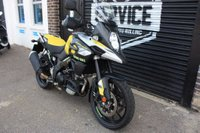 USED 2017 17 SUZUKI V-STROM 1000 L8 ABS, YELLOW, LOW MILEAGE EX DEMO BIKE!***