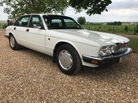 1991 JAGUAR XJ 3.2 3.2 4d 200 BHP £3000.00