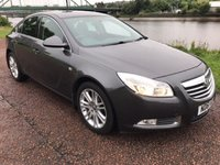 USED 2011 61 VAUXHALL INSIGNIA 2.0 EXCLUSIV CDTI 5d 158 BHP **AIR CONDITIONING****HANDS FREE PARROT FITTED**