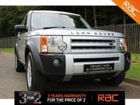 USED 2007 07 LAND ROVER DISCOVERY 2.7 3 TDV6 XS 5d AUTO 188 BHP A STUNNING EXAMPLE WITH AN EXTENSIVE SERVICE HISTORY INCLUDING A RECENT MAJOR SERVICE!!!