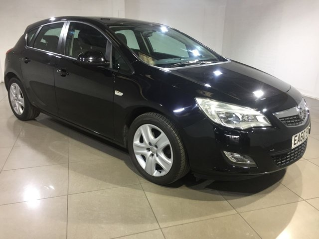 View our 2010 60 VAUXHALL ASTRA 1.7 EXCLUSIV CDTI 5d 108 BHP