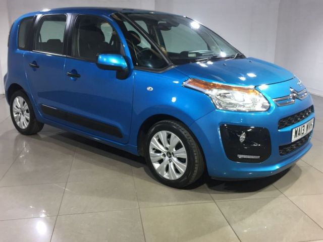 View our 2013 13 CITROEN C3 PICASSO 1.6 PICASSO VTR PLUS EGS 5d AUTO 118 BHP