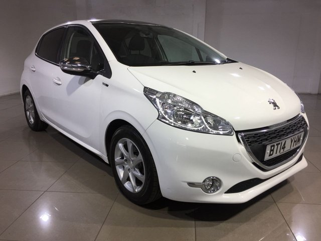 View our 2014 14 PEUGEOT 208 1.4 HDI STYLE 5d 70 BHP
