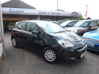 USED 2015 15 VAUXHALL CORSA 1.4 LIFE 5d 89 BHP PLEASE CALL TODAY FOR TEST DRIVE ALL CARS AA INSPECTED