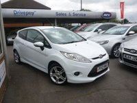 USED 2012 12 FORD FIESTA 1.6 ZETEC S TDCI 3d 94 BHP PLEASE CALL TODAY FOR TEST DRIVE ALL CARS AA INSPECTED