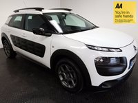 USED 2014 64 CITROEN C4 CACTUS 1.6 BLUEHDI FEEL 5d 98 BHP FSH-1 OWNER-CAMERA-BLUETOOTH-ALLOYS