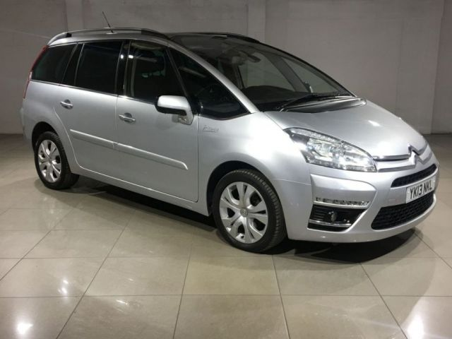 View our 2013 13 CITROEN C4 PICASSO 1.6 GRAND PLATINUM EGS E-HDI 5d AUTO 110 BHP