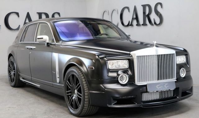 View our ROLLS-ROYCE PHANTOM