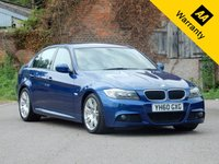 USED 2010 60 BMW 3 SERIES 2.0 320D M SPORT 4d 181 BHP