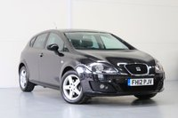 USED 2012 12 SEAT LEON 1.6 CR TDI SE 5dr 103 BHP FSH | AUX | JUST SERVICED