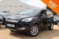 USED 2013 13 FORD KUGA 2.0 TITANIUM TDCI 2WD 5d 138 BHP Bluetooth, Sony, Cruise Control