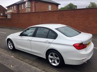USED 2012 62 BMW 3 SERIES 2.0 318D SE 4d 141 BHP