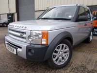 USED 2008 LAND ROVER DISCOVERY 2.7 3 TDV6 XS 5d AUTO 188 BHP Superb Condition, Full Service History