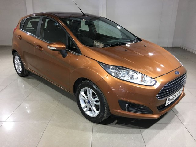View our 2014 64 FORD FIESTA 1.5 ZETEC TDCI 5d 74 BHP