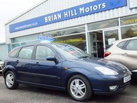 USED 2003 52 FORD FOCUS 1.6 ZETEC 5dr