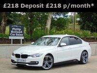 2012 BMW 3 SERIES 2.0 320D SPORT 4d 184 BHP £12450.00