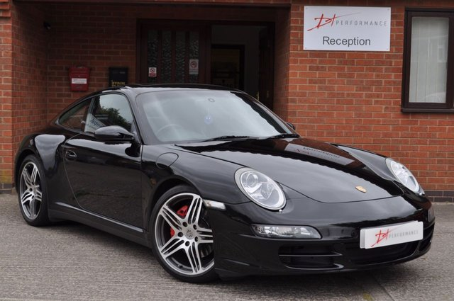 2006 06 PORSCHE 911 3.8 CARRERA 4 S 2d 350 BHP C4S 4S MANUAL