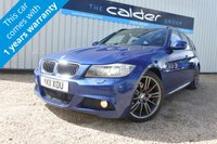 USED 2011 11 BMW 3 SERIES 3.0 325D M SPORT TOURING 5d AUTO
