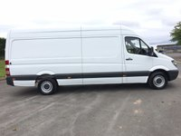 USED 2013 MERCEDES-BENZ SPRINTER 2.1 313 CDI LWB 1d 129 BHP SOLD WITH FULL YEARS PSV, EXCELLENT DRIVER