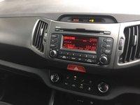 USED 2010 60 KIA SPORTAGE 1.7 CRDI 2 5d 114 BHP
