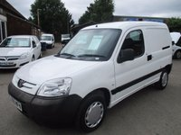USED 2009 09 PEUGEOT PARTNER 800 Origin Direct From EDF With ONLY 38,000 Miles & Air-Con
