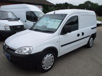 USED 2009 09 VAUXHALL COMBO 2000 1.3 CDTi Direct From BT With History