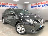 USED 2014 14 NISSAN QASHQAI 1.2 ACENTA PREMIUM DIG-T 5d 113 BHP Full Nissan Service History , Panoramic roof ,Bluetooth