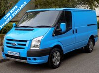 USED 2010 60 FORD TRANSIT 2.4 RWD 330 SWB LOW ROOF 140 BHP 6 SPEED 1 Owner, Full Service History