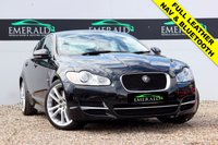 USED 2010 10 JAGUAR XF 3.0 V6 S PREMIUM LUXURY 4d AUTO 275 BHP **£0 DEPOSIT FINANCE AVAILABLE**RESERVE WITH A £99 FULL REFUNDABLE DEPOSIT**BOWERS & WILKINS SOUND, FULL BLACK LEATHER, HEATED FRONT SEATS, PARKING SENSORS, REVERSE CAMERA, SAT NAV, BLUETOOTH, CRUISE CONTROL, AIR CONDITIONING, DUAL CLIMATE CONTROL