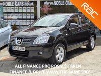 2007 NISSAN QASHQAI 2.0 ACENTA 5d 140 BHP £4995.00
