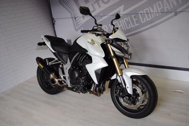 2012 12 HONDA CB 1000 R-B 998cc