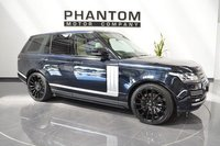 USED 2015 15 LAND ROVER RANGE ROVER 4.4 SDV8 AUTOBIOGRAPHY 5d AUTO 339 BHP ESTATE