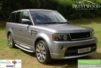 USED 2011 61 LAND ROVER RANGE ROVER SPORT 3.0 SDV6 AUTOBIOGRAPHY [255 BHP] AUTO