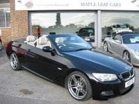 USED 2011 11 BMW 3 SERIES 2.0 320D M SPORT 2d AUTO 181 BHP Full BMW service history. Automatic. Xenons. Bluetooth. Heated seats
