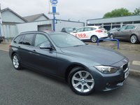 USED 2012 62 BMW 3 SERIES 2.0 316D TOURING 5d 114 BHP 1 OWNER & FULL SERVICE HISTORY