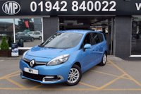 USED 2014 64 RENAULT SCENIC 1.5 GRAND DYNAMIQUE TOMTOM ENERGY DCI S/S 5d 110 BHP
