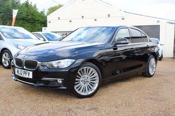 2012 BMW 3 SERIES}