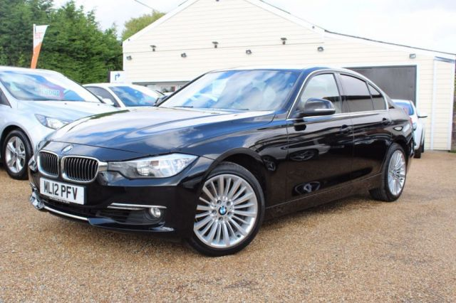 View our 2012 T BMW 3 SERIES 2.0 320I LUXURY 4d 181 BHP