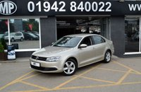 USED 2013 63 VOLKSWAGEN JETTA 1.6 SE TDI BLUEMOTION TECHNOLOGY 4d 104 BHP