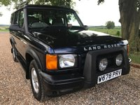 2000 LAND ROVER DISCOVERY 2.5 TD5 GS 7STR 5d 136 BHP £2590.00