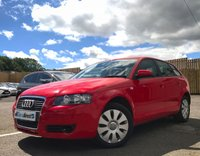 USED 2007 57 AUDI A3 1.6 SPECIAL EDITION