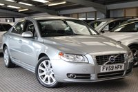 USED 2009 59 VOLVO S80 1.6 D DRIVE SE 4d 109 BHP