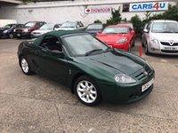 2004 MG TF 1.6 115 2d 114 BHP £1790.00
