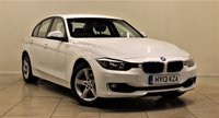 USED 2013 13 BMW 3 SERIES 2.0 318D SE 4d 141 BHP + 1 OWNER FROM NEW + FULL SERVICE HISTORY +  SAT/NAV + BLUETOOTH