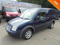 USED 2013 13 FORD TRANSIT CONNECT 1.8 TDCi T200 LIMITED 110 BHP **LIMITED*AIR CON*NO VAT*