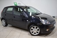 USED 2009 58 FORD FIESTA 1.2 ZETEC BLUE 5d 75 BHP