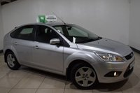 2008 FORD FOCUS 1.6 STYLE 5d AUTO 100 BHP £2995.00